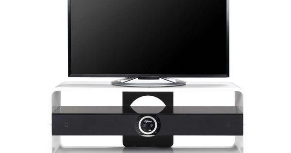 meuble tv intense storm white prix promo meuble tv conforama pas cher conforama. Black Bedroom Furniture Sets. Home Design Ideas