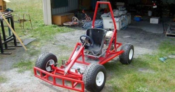 Fun kart iii offroad mini dune buggy sandrail go kart for Golf cart plans