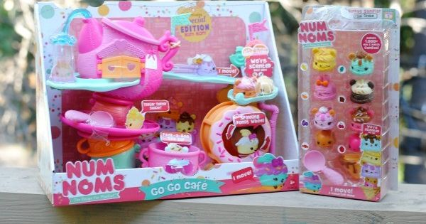 New Collector Toy Num Noms 1 2015 Holiday Gift Guide