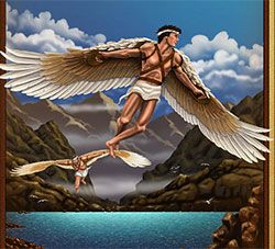 The Didactic Character Of The Myth Of Icarus Is Obvious The