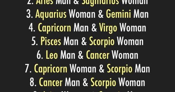 Zodiac Compatability  Life As A Virgo  Pinterest