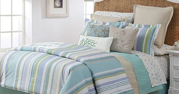 Nice Teen Nautical Set In Soft Ocean Colors Found At