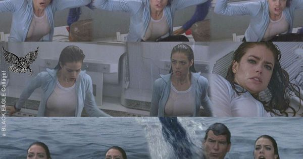 denise richards in wild things oh wait this is a bond