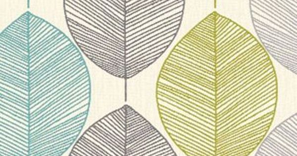 Arthouse opera retro leaf wallpaper teal and green at for Wallpaper homebase green