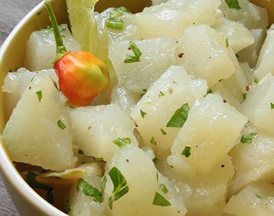 Chayote Squash Salad) | recipes I'll never make | Pinterest | Chayote ...