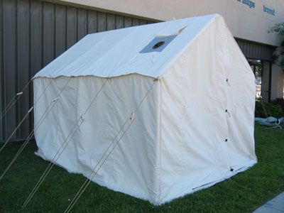 Wall Tent 10 X 12 10 1 Oz Army Duck Kirkhams Wall Tent Canvas Wall Tent Tent