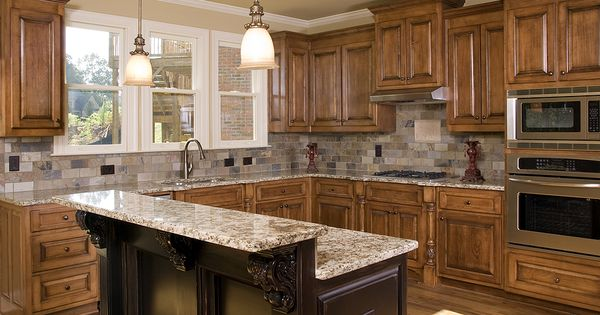 Excellent Photo Of Menards Kitchen Cabinets And Kitchen Island Ideas ...