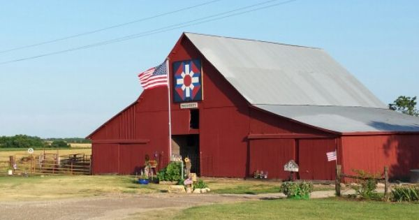 Prosperity Barn Cowley County House Styles Red Barn Outdoor Structures