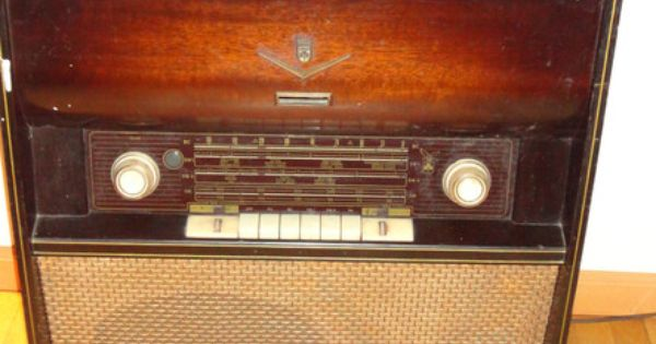vintage grundig console tube radio record player germany works audio electronics find me at www. Black Bedroom Furniture Sets. Home Design Ideas