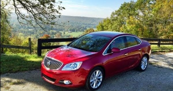 2013 Buick Verano Turbo First Drive Review Small Fast Fun Buick Verano Buick Turbo