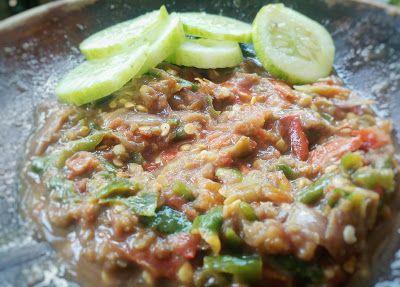 Resep Sambal Mentah Resep Segala Masakan Web Id Resep Makanan Resep Masakan Indonesia