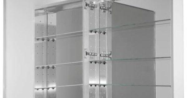24 Inch X 30 Inch Mirror Medicine Cabinet