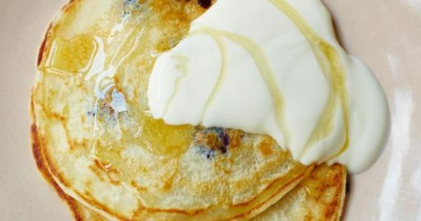 how to make simple pancakes with self raising flour