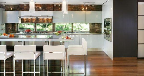 In The Country Modern Kitchen Kitchens Modern Australian Design