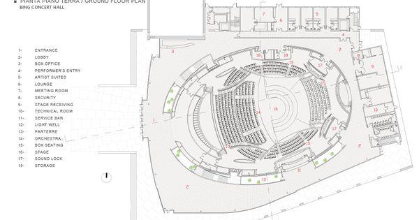 gehry u0026 39 s disney concert hall floor plans
