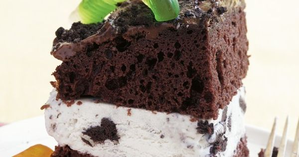 dirt icecream cake
