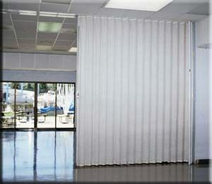 Soundproof Room Divider Curtain Acoustic Folding Partitions