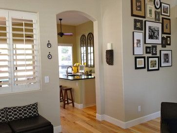 Paint Color Is Natural Linen By Glidden