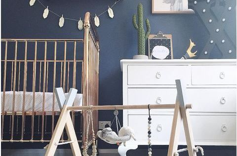 traumkinderzimmer einrichten ohne stress babyzimmer. Black Bedroom Furniture Sets. Home Design Ideas