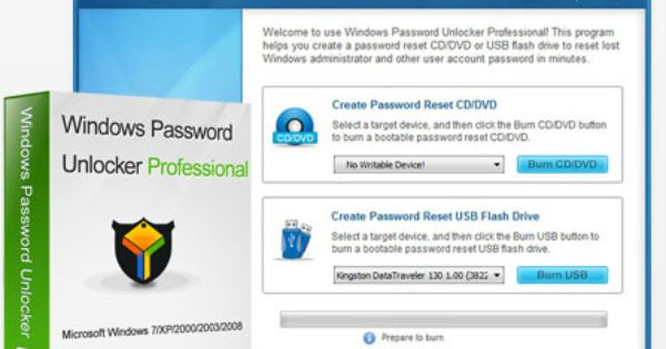 windows password unlocker professional crack