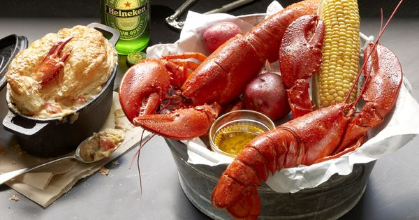 The Maine Event: Only at Joe's Crab Shack JoesCrabShack JoesMaineEvent joescrabshack