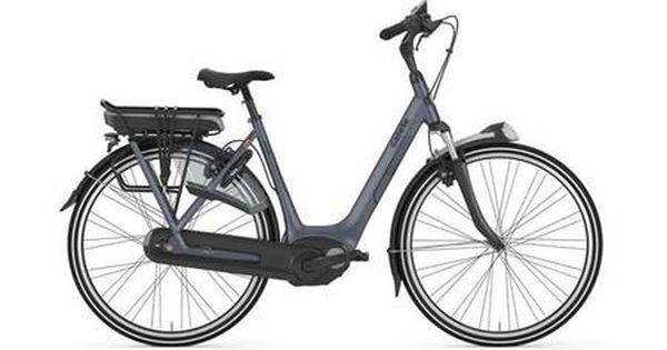 Gazelle Arroyo Electric City Bike Offers Comfort Style 90