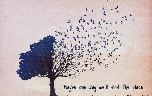 "Tattoo Ideas and Inspiration - Quotes and Sayings | ""Maybe one day"