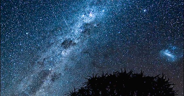 The Milky Way, as seen from Namibia. photo by Chris Gray http://500px.com/photo/950124