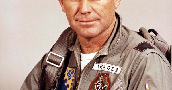 General Chuck Yeager, USAF