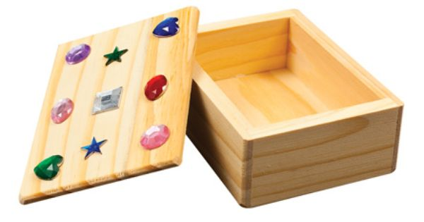 Gem boxes 502 059 from guildcraft arts crafts vbs for Guildcraft arts and crafts
