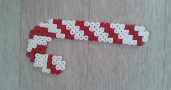 D coration de no l grand sucre d 39 orge rouge et blanc http for Accessoire deco rouge