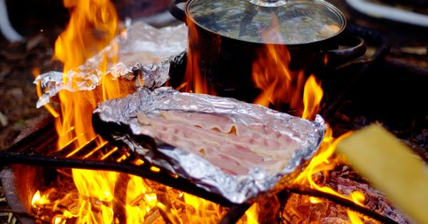 Huge archive of 555 campfire recipes. Enjoy camping food recipes and resources