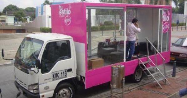 Carro Movil Para Venta De Ropa Buscar Con Google Expositores Móbile