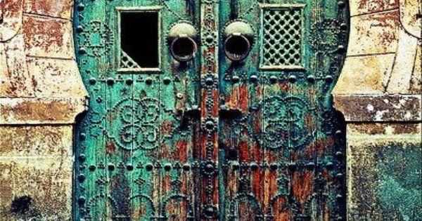 Islamic architecture, ancient portals