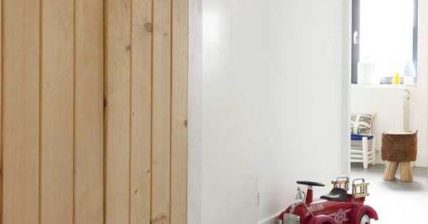 Het stoere donkergrijs geeft rust in de kinderkamer en kan nog jaren mee deco pinterest - Deco design fabriek ...