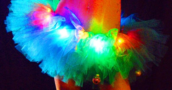 Light up tutu