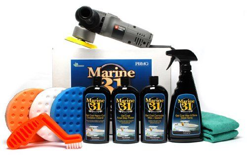 Porter Cable 7424xp Marine 31 Boat Oxidation Removal Kit Check Out The Image By Visiting The Affiliate Link Amazon Com O Car Tool Kit Auto Body Repair Marine