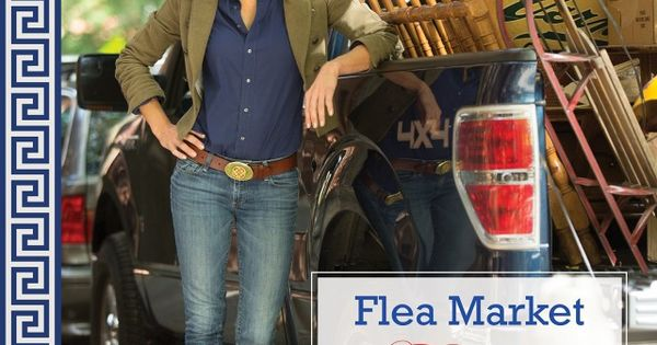 Lara spencer flea markets and fleas on pinterest for Lara spencer flea market show