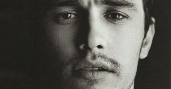 I love a tall brooding man, James Franco -- therefore I love