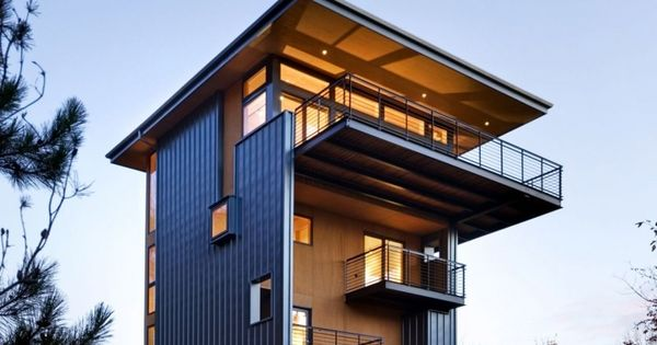 Glen Lake Tower Balance Associates Architects