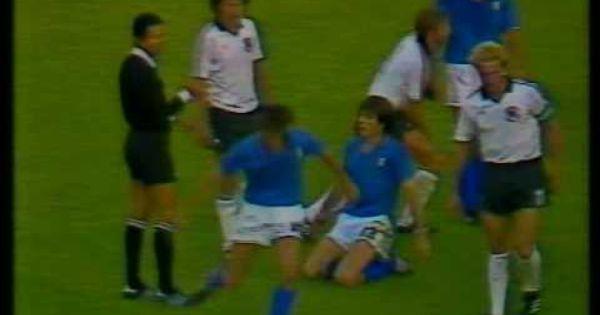 Wm 1982 Finale Deutschland Italien 1 3 Weltmeisterschaft Wm 1982 Deutschland Italien