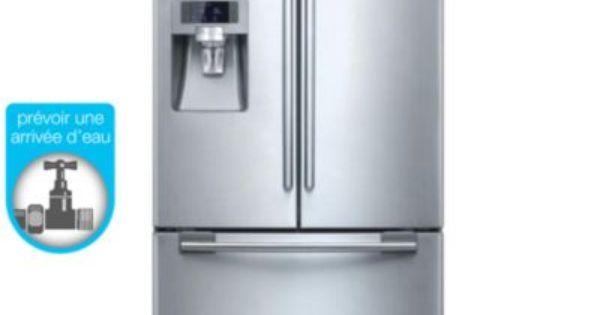 Refrigerateur Multi Portes Samsung Rfg23uers1 Xef Refrigerateur Americain Sur Boulanger Fr 2000 Refrigerateur Americain Refrigerateur Cuisine
