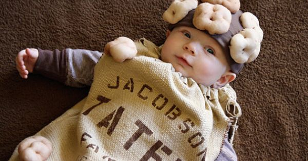 Potato Sack - Cute Baby Halloween Costume