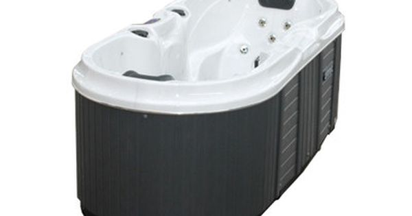 Passion Spas 2 Person 22 Jet Bliss Spa With Led Light System Hot Tub Time Machine Small Hot Tub Tubs For Sale