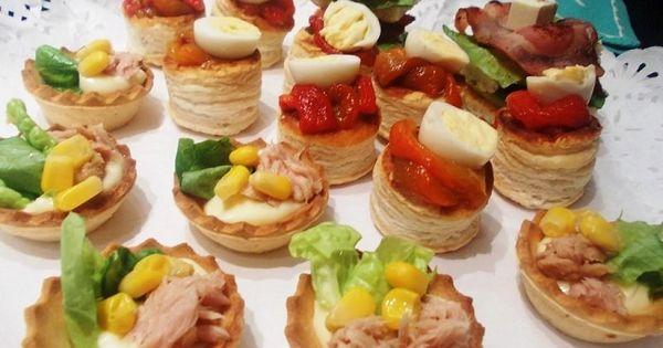 5 recetas de pinchos y canap s variados para servir como for Ideas para una cena de picoteo