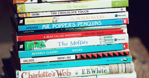 First Grade (or any grade) Read Aloud Book Suggestions. Top of the