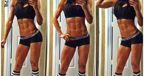Fitness Model Bella Falconi's Workout Routine & Diet Plan Revealed!