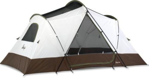 Slumberjack Camp Tent 6 2012 Closeout Tent Tent Camping Family Tent