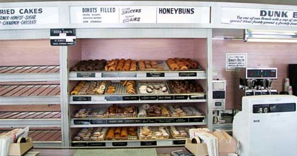 Donuts Delite Rochester Ny Back Before They Closed And Re