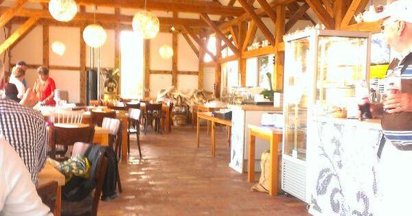 Kaffeerösterei Ummanz - hier gibt es excelenten Kaffee und - omas küche binz